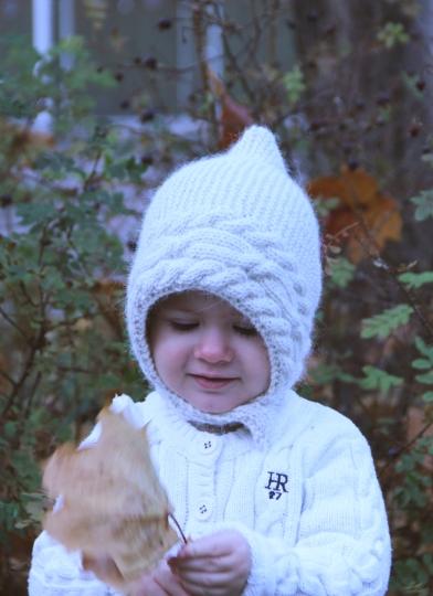 Wintry bonnet
